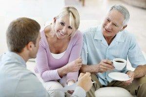Buying a retirement villa
