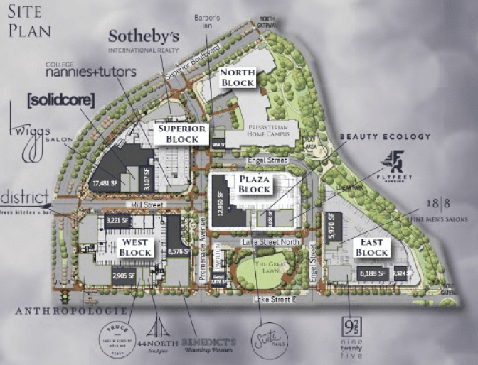 Senior living partnerships can be formed into amazing mixed-use developments.