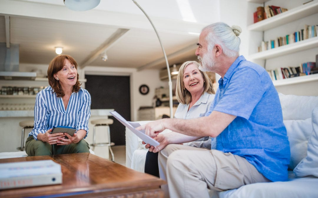 Revisit The Basics and Refresh Your Team's Perspective to Close More Senior Living Sales in 2021