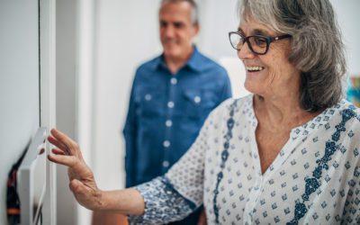 Senior Living Trends: Smart Homes